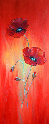 POPPY COUPLE by Karin Russer