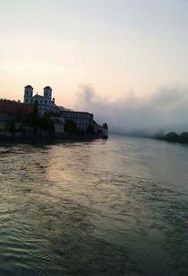 Nebel über Passau by Stephanie Wüstinger