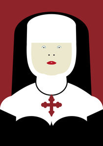 Jane Nun von Luca Morandini