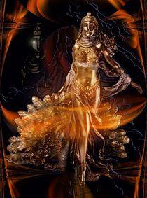 die Göttin Selbstbewußtsein by David Renson