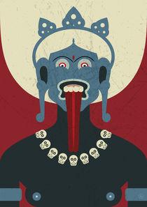 Kali by Luca Morandini