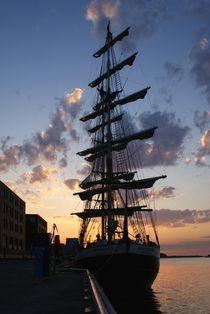 Abend im Hafen von ir-md