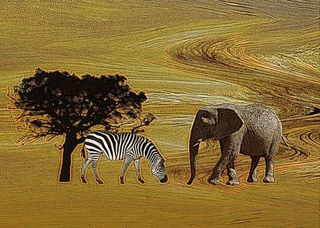 Abstract-africa