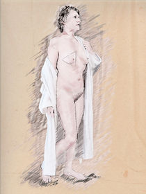 Nude Gown by Clive Heaven