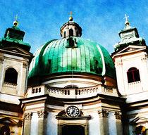 St. Peter's Church, Vienna von Oleg Prodeus