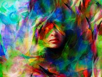 A Colored Dream by Oleg Prodeus