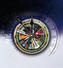 Pieces of Time von Oleg Prodeus