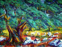 der alte Baum by Karin Müller