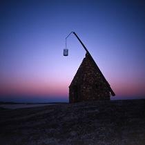 altes leuchtfeuer bei verdens ende;vestfold fylke, norwegen by helmut krauß