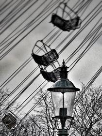 Deserted swings von Melinda Szente