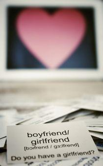Do you have a girlfriend? von Melinda Szente