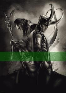 Loki by Anna Khlystova