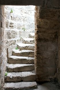 Stairway to Northern Cyprus by Bianca Baker
