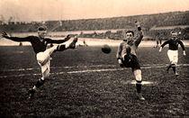 19. April 1925: Berliner Stadtauswahl vs. München, 1:1 von tebe-geschichten