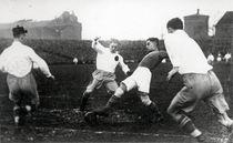 30. Januar 1927: Hertha gegen TeBe, 0:0 von tebe-geschichten