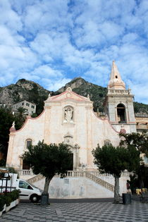 Catholic Church III, Sicily von Bianca Baker