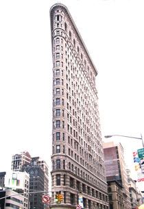 Flatiron building by Felipe Marazza
