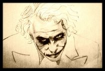 The Joker - Batman by aribn