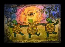 DANCING TURTLES von mimulux