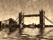 Tower Bridge London von sharon lisa clarke