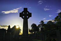 Celtic Cross #1 by Buster Brown Photography
