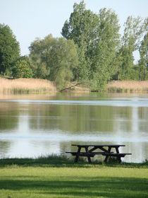 See im Mai von Ka Wegner