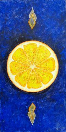 Indian Orange von Henry Sterzik