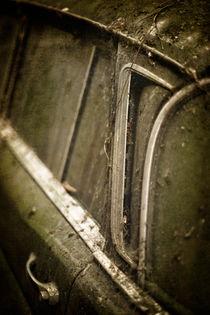 Oldtimer Mercedes benz D 200 von Annette Sturm