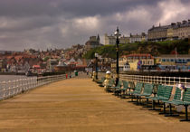Whitby Harbour Walkway von tkphotography