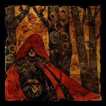 Rotten Red Riding Hood by Sylwia Cader