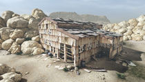 Desert Warehouse 1 von Ryan Nash