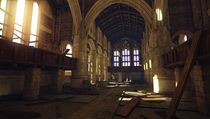 Old Cathedral 1 by Ryan Nash