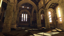 Old Cathedral 2 by Ryan Nash