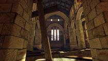 Old Cathedral 3 von Ryan Nash