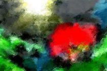 Impressionistischer Sommer. von Bernd Vagt