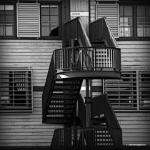 Fire Stairs by christophrm