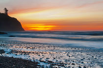 Ruby Beach and Abbey Point by Jon Mack