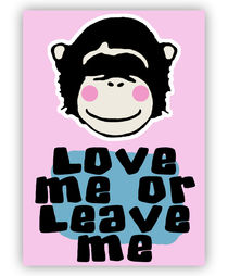 LOVE ME OR LEAVE ME by Marisa Rosato
