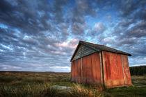 Old Hay Barn von Martin Williams