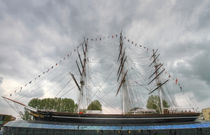 The Cutty Sark Greenwich von David J French