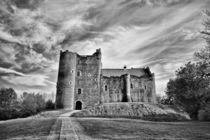 Doune Castle, Stirlingshire by Buster Brown Photography