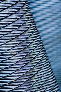 Steel wire II von Lars Hallstrom