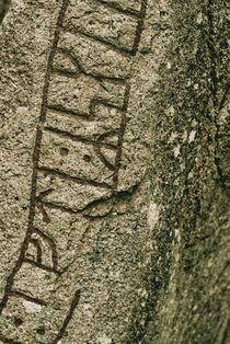 Runes von Lars Hallstrom