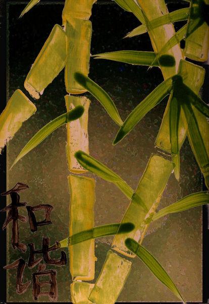 Bamboo-gross