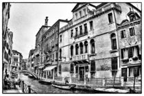 Kanalpromenade in Venedig by Matthias Töpfer