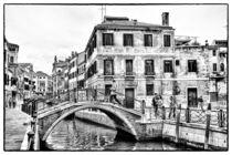 Stadtbrücke in Venedig by Matthias Töpfer