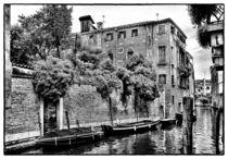 Garten am Kanal by Matthias Töpfer
