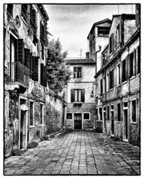 Venezianische Gasse by Matthias Töpfer