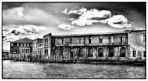 Fabrikgelände auf Murano von Matthias Töpfer
