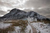 Glencoe Hut von Stephen Reid
